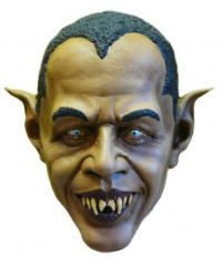 Barakula Dracula Obama Mask