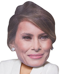 Big Head Melania Trump Mask