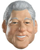 Bill Clinton Halloween Mask