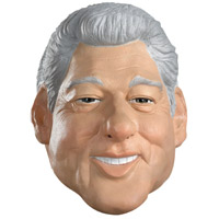 President Bill Clinton Halloween Mask Sale