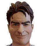 Charlie Sheen Halloween Mask