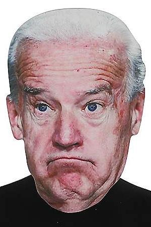 Joe Biden Mask for Halloween