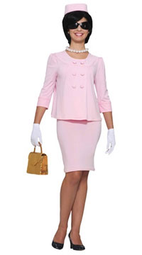 Jackie Kennedy Pink Dress
