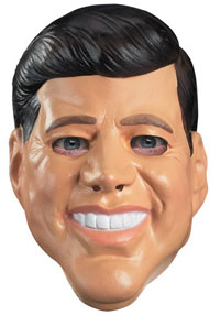 JFK John F. Kennedy Mask
