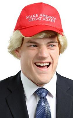 Trump's Make America Great Again Hat