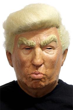 Pouting Trump Mask