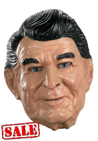 Ronald Reagan Halloween Mask