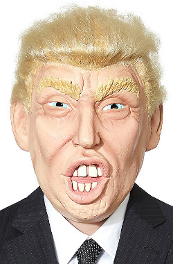 Loud Mouth Donald Trump Halloween Mask