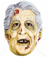 Zombie Bill Clinton Mask