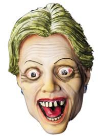Zombie Hillary Clinton Halloween Mask