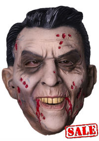 Reagan Zombie Mask - Zombie Ronald Reagan Mask