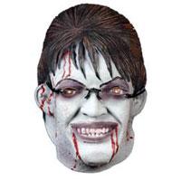 Zombie Sarah Palin Halloween Mask
